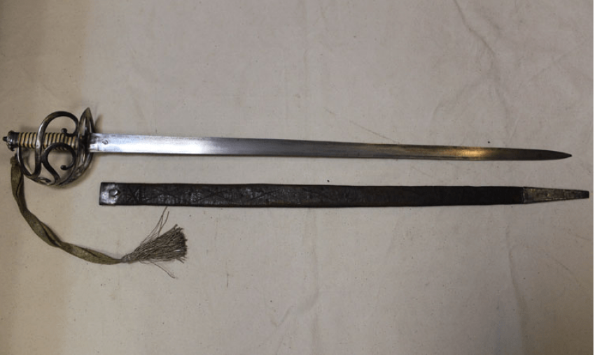 Sword English of the late 18th century. - photo 1