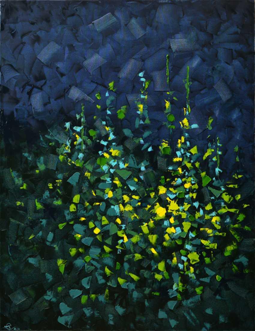 Vadim Stolyarov. Night. Forest. Moon. - photo 1
