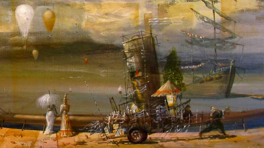 Sergiy Roy. The Babylonian lake - photo 3