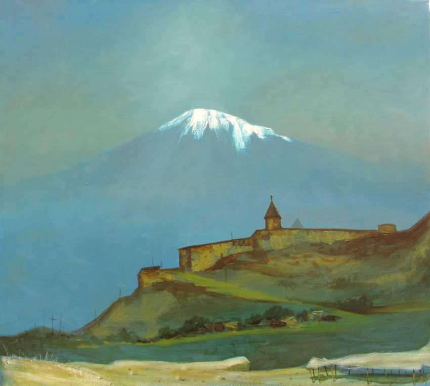 Sergiy Roy. Ararat - photo 1