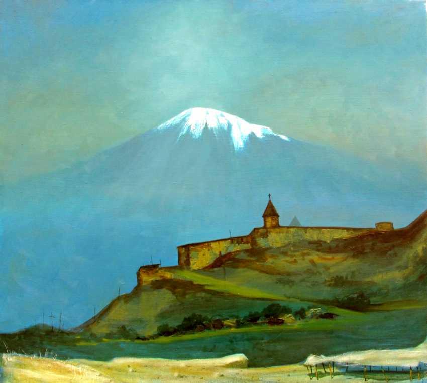 Sergiy Roy. Ararat - photo 4