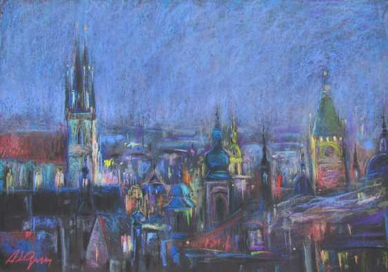 Andrey Yudin. The towers and roofs of Prague - photo 1