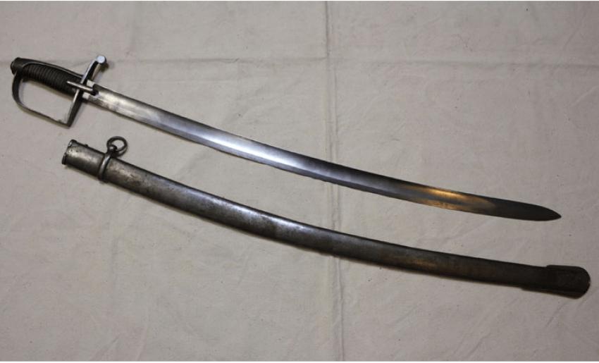 Sword French, second half 18th century. - photo 1