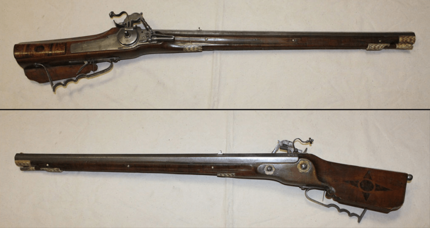 """Musket """"Arquebuse""""(France) 1620-1640. - photo 1"""