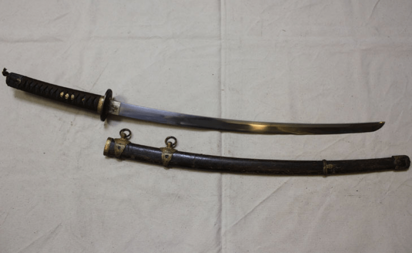 Sword Japanese infantry of the sample 1930s - photo 1