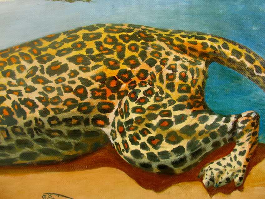 Sergiy Roy. Jaguar - photo 3