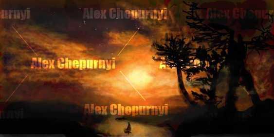 Alexander Chepurnyi. Sea sunset - photo 1
