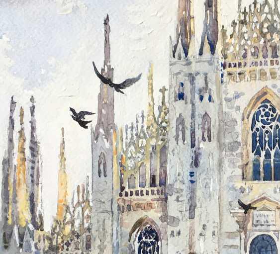 Ekaterina Slota. Cathedral in Milan - photo 2