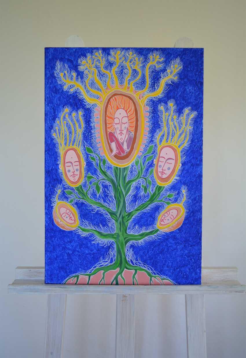 Lidia Matviyenko. Tree of life / Tree of life - photo 2