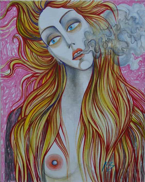 Lidia Matviyenko. Indifference / Melancholy - photo 1