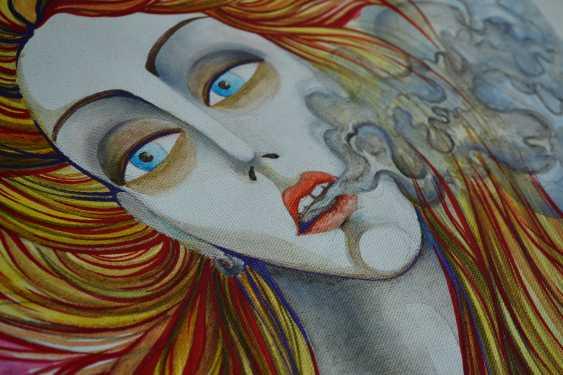 Lidia Matviyenko. Indifference / Melancholy - photo 2