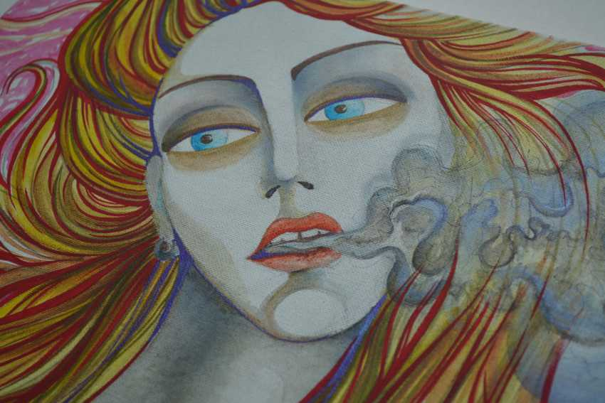Lidia Matviyenko. Indifference / Melancholy - photo 5