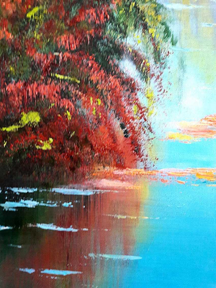 Svitlana Antonova. The colors of autumn - photo 3