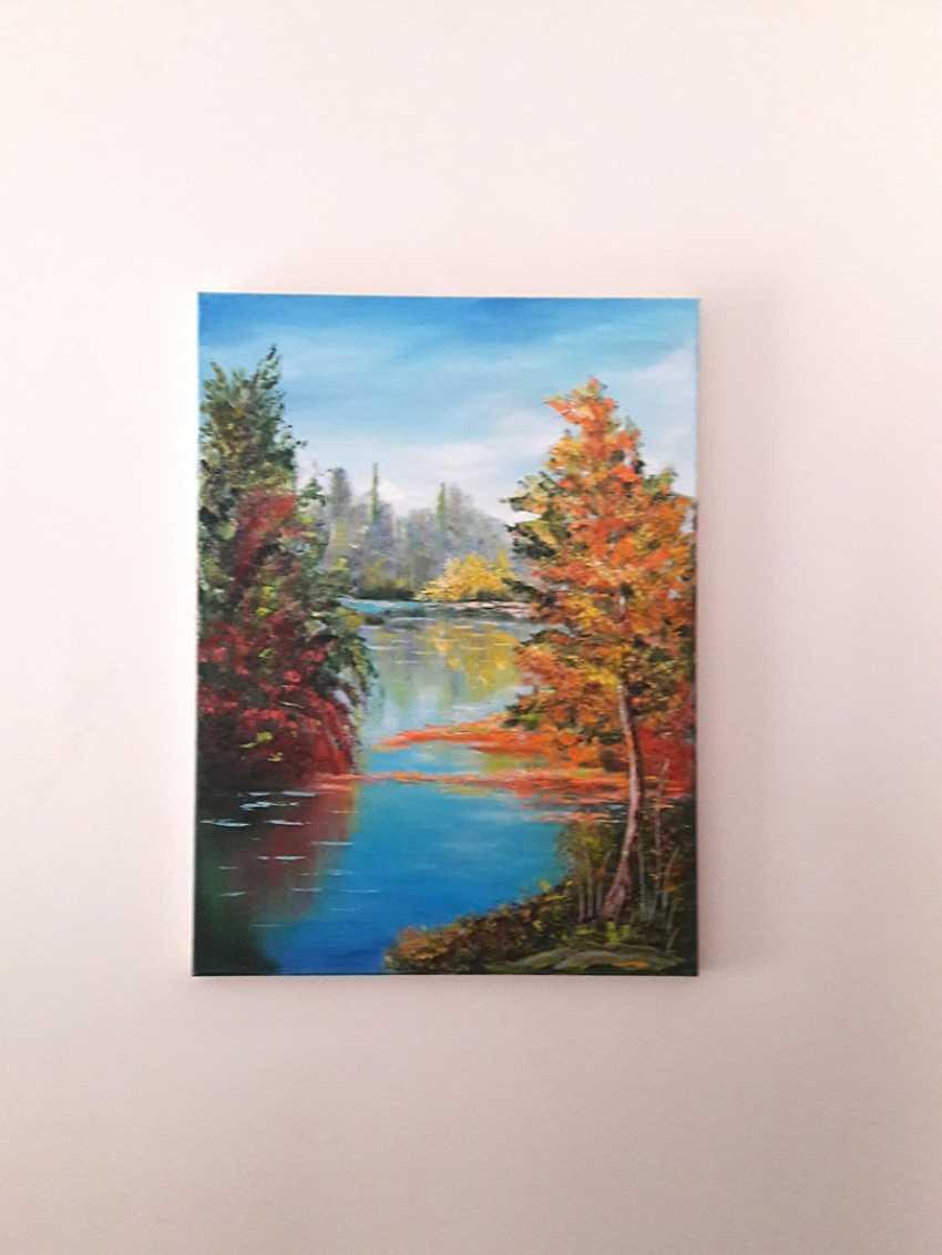 Svitlana Antonova. The colors of autumn - photo 5