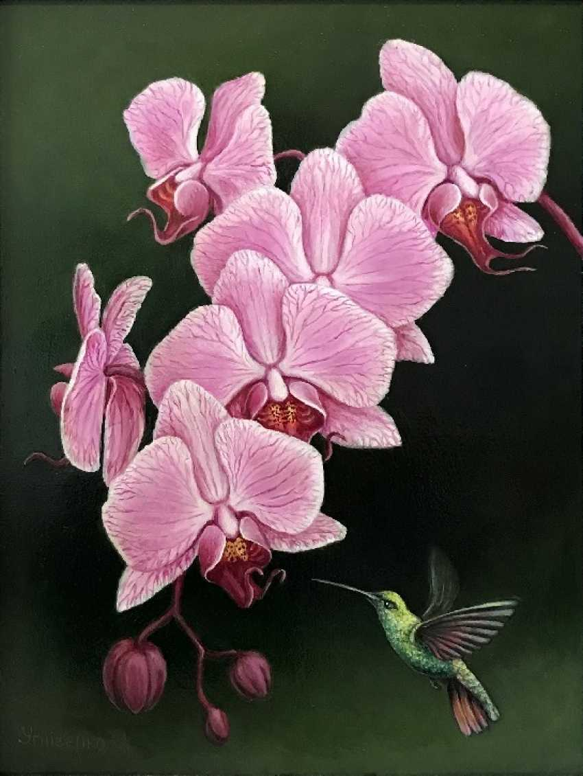 "Olga Ugnivenko. ""Pink nectar"" - photo 1"