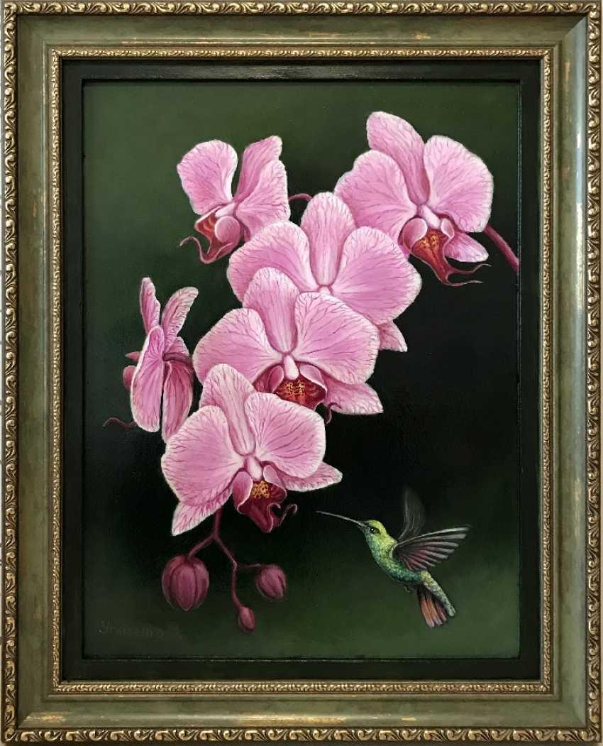 "Olga Ugnivenko. ""Pink nectar"" - photo 2"