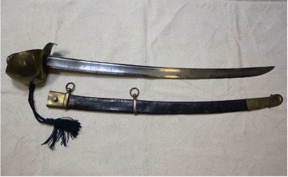 Sabre hussar, officer Italy 1794. - photo 1