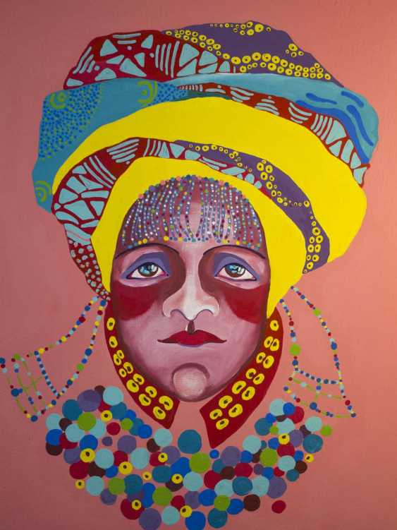 Okcana Chumakova. Lady Cherry Africa - photo 2