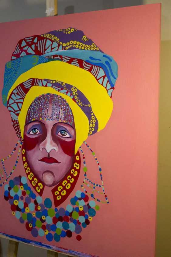Okcana Chumakova. Lady Cherry Africa - photo 5
