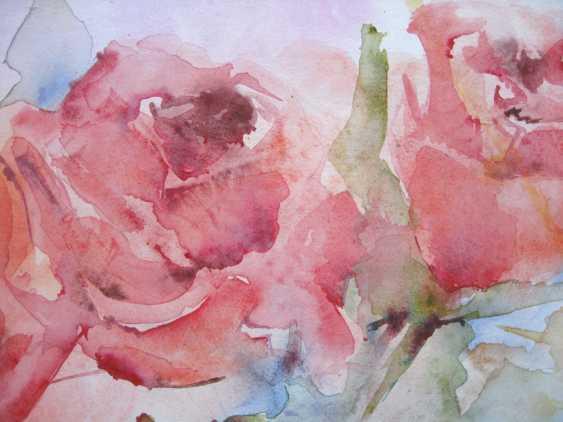 Anna Lomachenko. Roses. Trio - photo 2