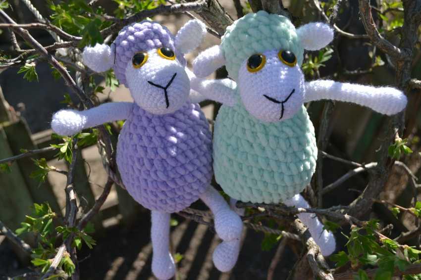Tanya Derksch. Marshmallow sheep - photo 1