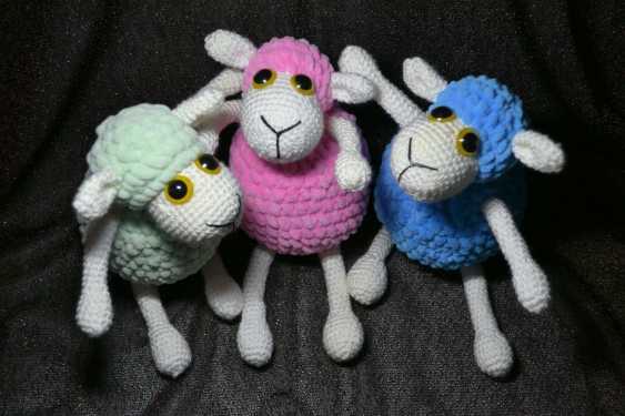 Tanya Derksch. Marshmallow sheep - photo 2