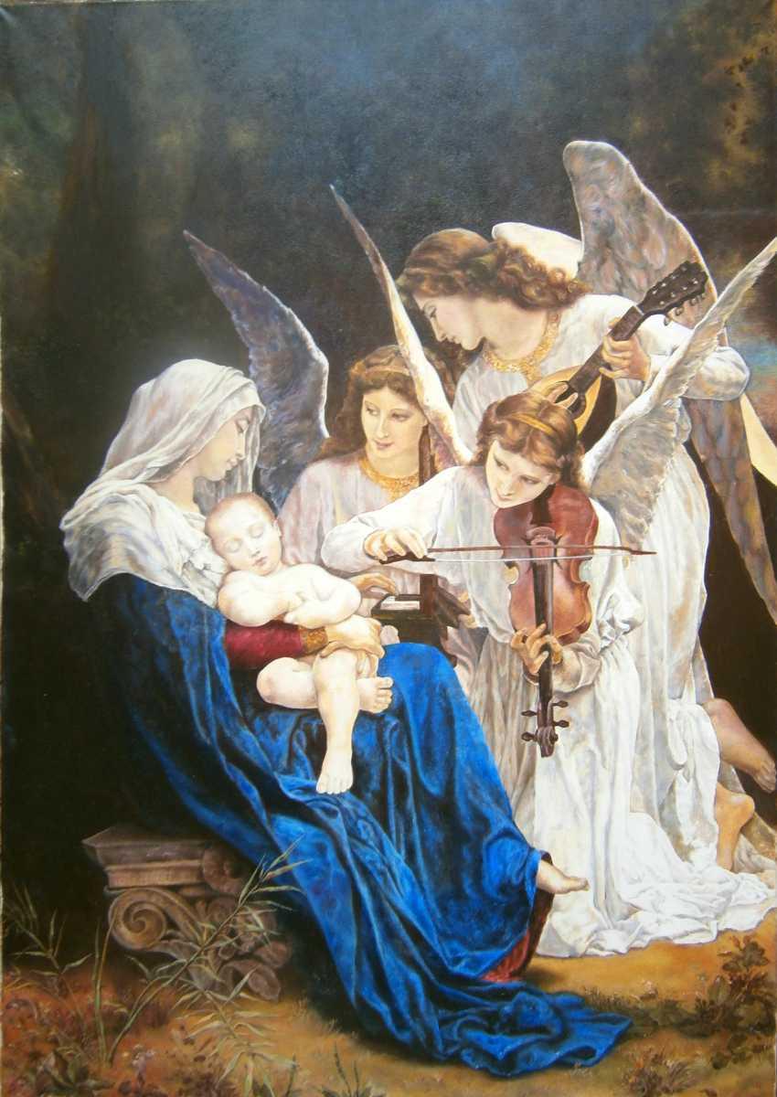 Natalia Samsonova. Music Of The Angels - photo 1