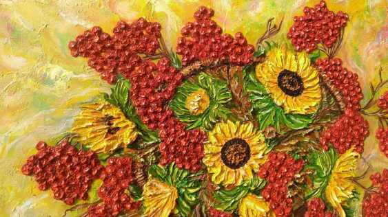 Ruda NATALIIA. Sunflowers with Kalina - photo 2