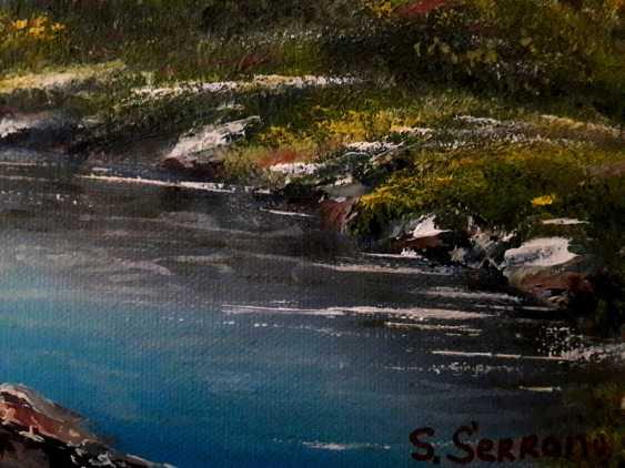 Svitlana Antonova. Herbst in den Bergen - Foto 2