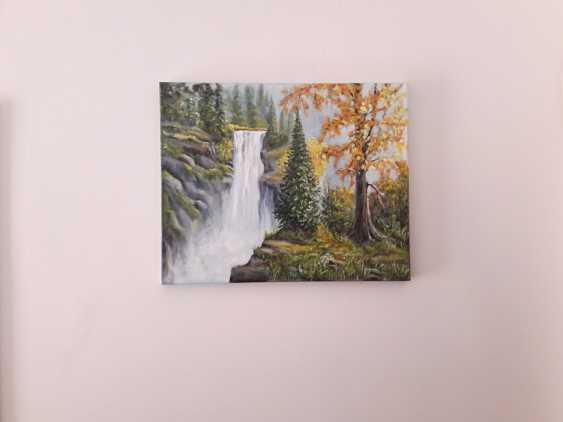 Svitlana Antonova. Waterfall - photo 2