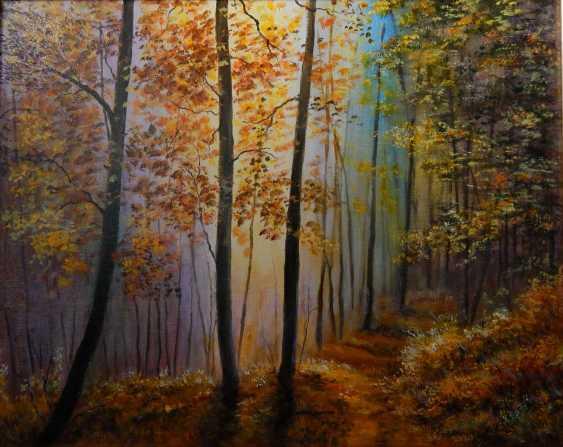 """VASILIY KOLBASOV. """"The freshness of the forest"""" - photo 1"""