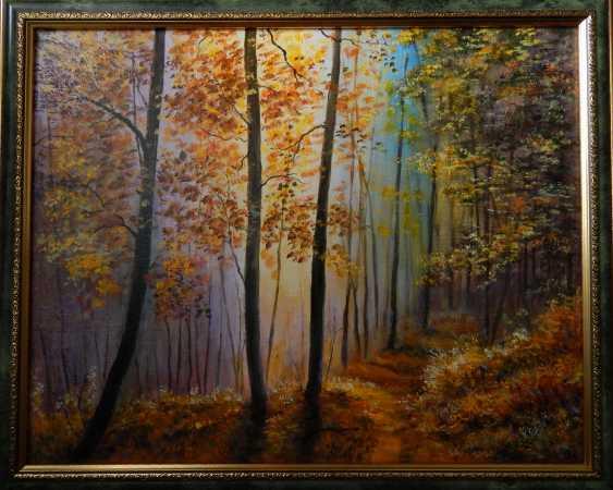 """VASILIY KOLBASOV. """"The freshness of the forest"""" - photo 2"""