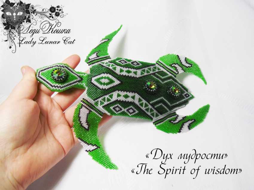 "Irina Shapoval. Souvenir ""the Spirit of wisdom"" - photo 1"