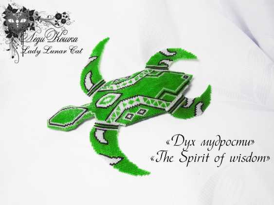 "Irina Shapoval. Souvenir ""the Spirit of wisdom"" - photo 3"