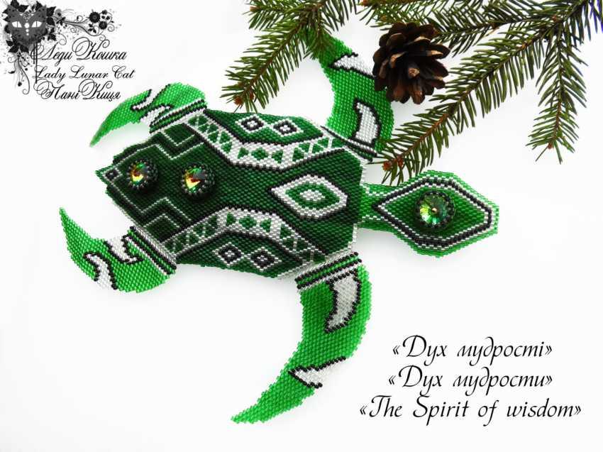 "Irina Shapoval. Souvenir ""the Spirit of wisdom"" - photo 4"