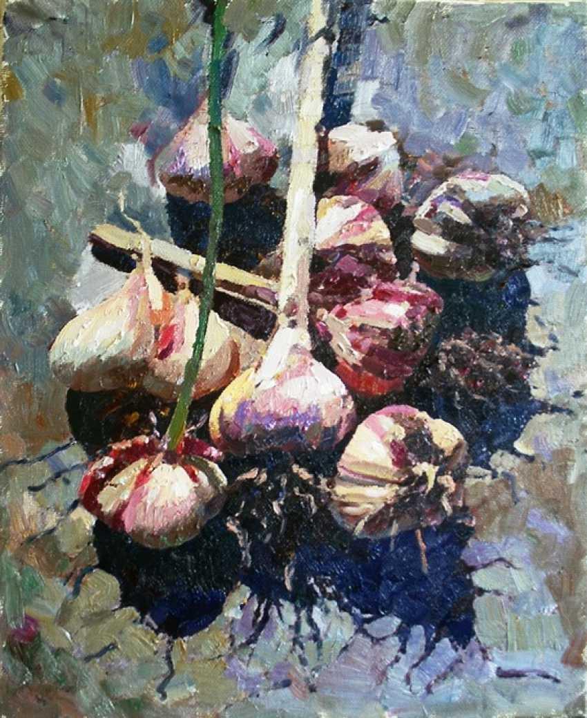 Mikhail Rudnik. Garlic - photo 1