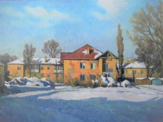 Alexander Kusenko. March - photo 1