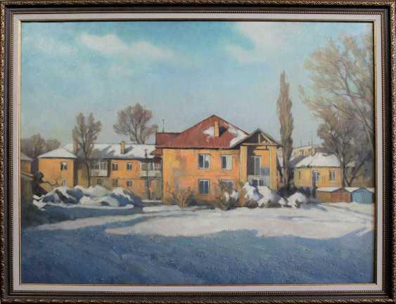 Alexander Kusenko. March - photo 2