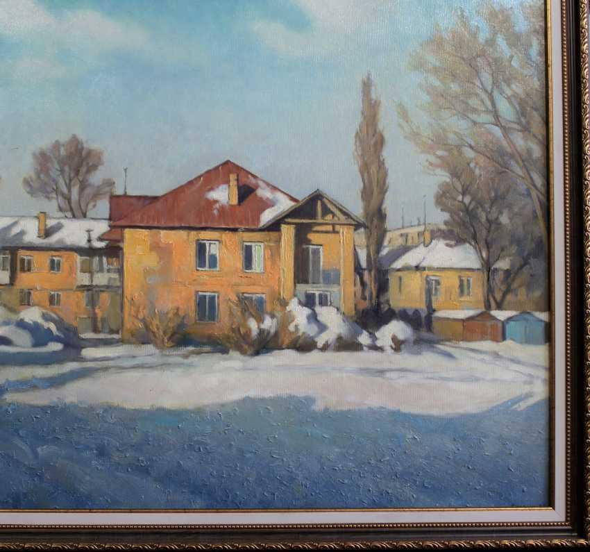 Alexander Kusenko. March - photo 3