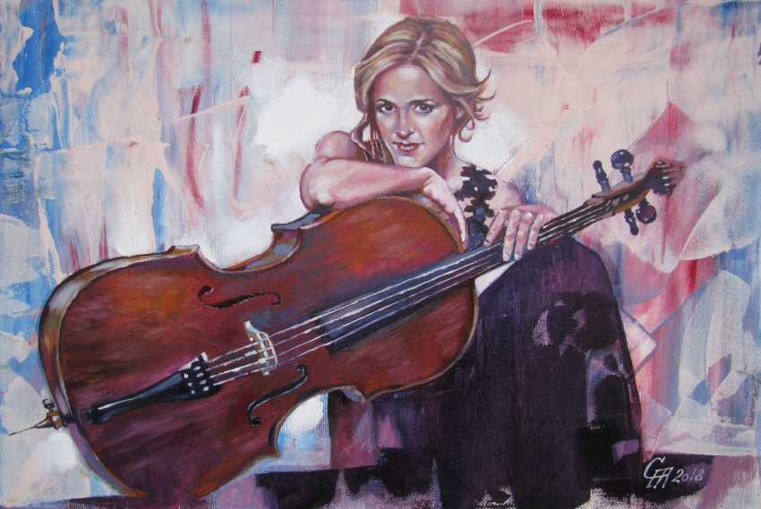 Lena Suslova. Muse - photo 1