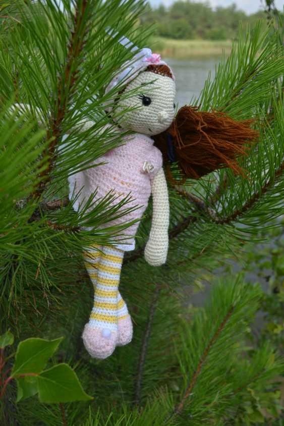 Tanya Derksch. Puppe FREY - Foto 2
