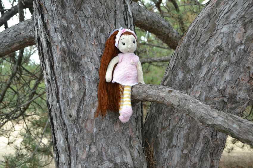 Tanya Derksch. Puppe FREY - Foto 3