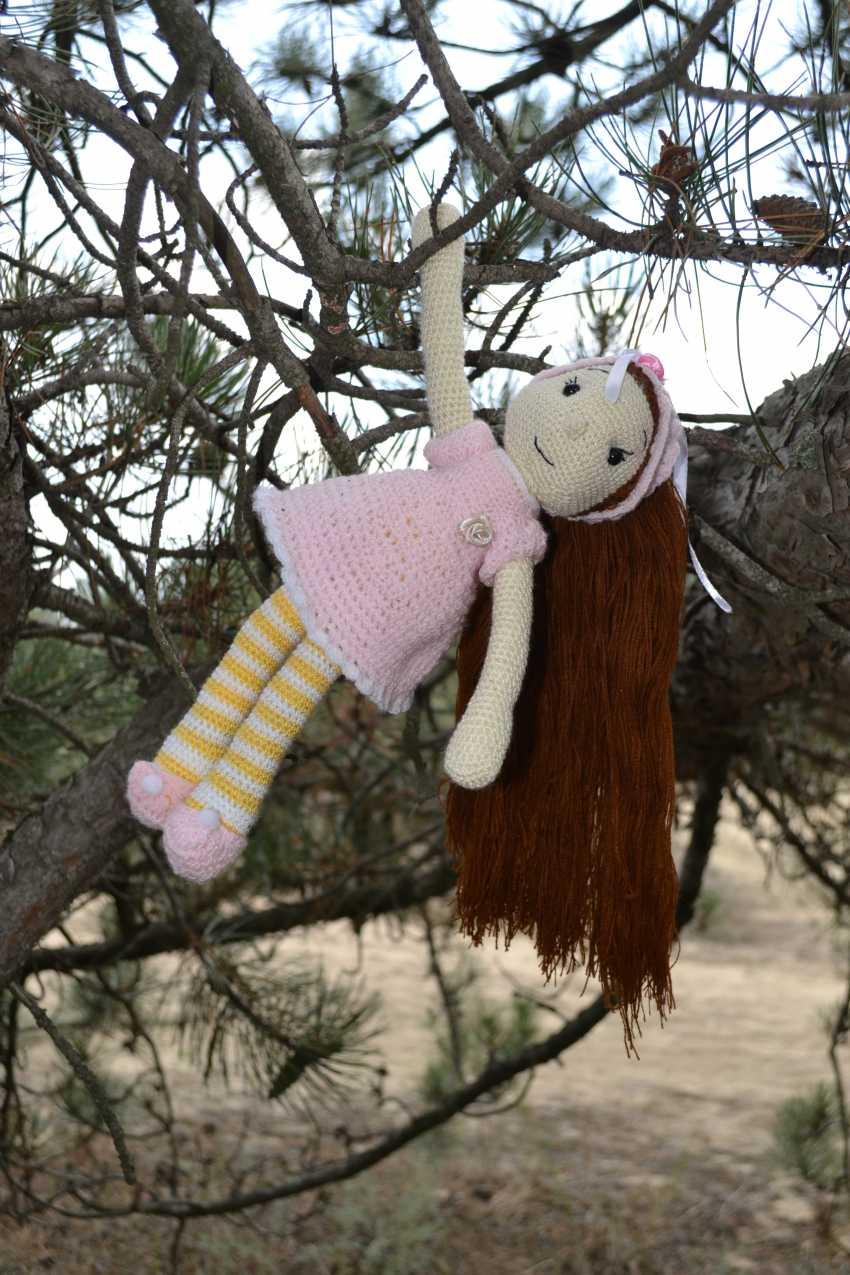 Tanya Derksch. Puppe FREY - Foto 4