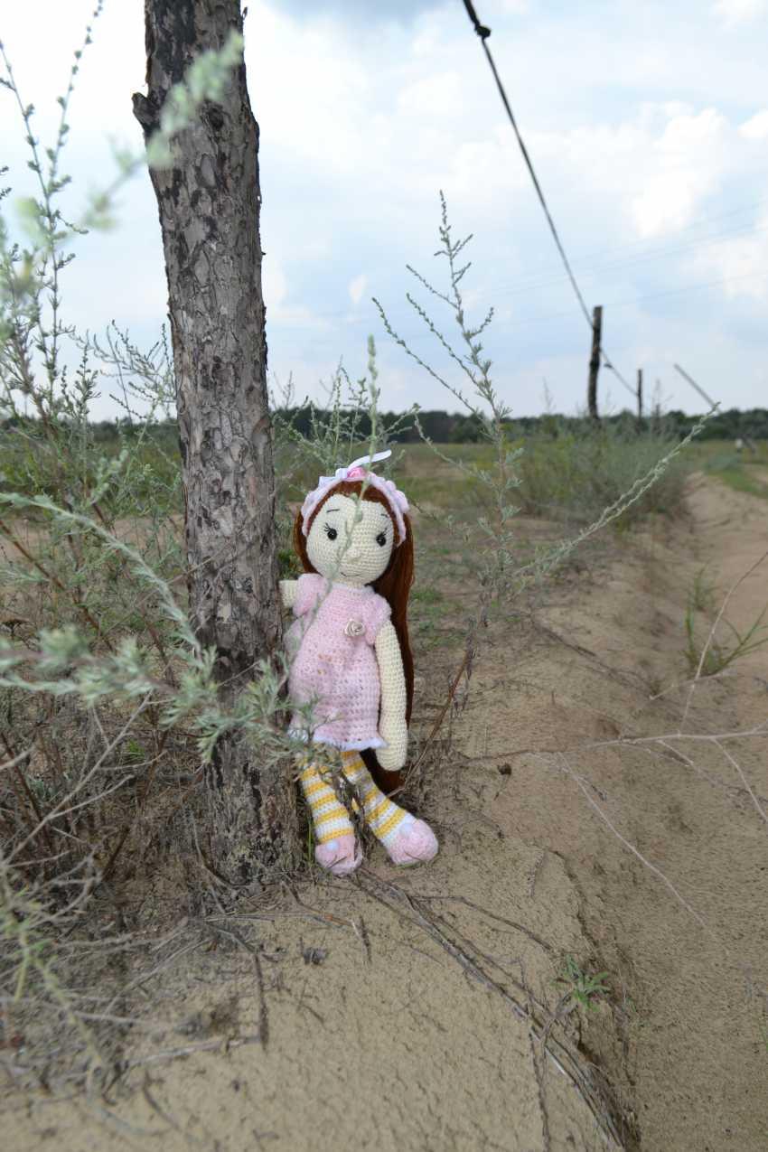Tanya Derksch. Puppe FREY - Foto 5