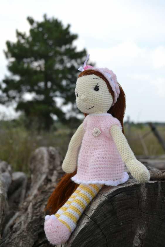 Tanya Derksch. Puppe FREY - Foto 6