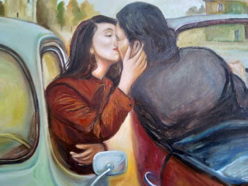 Leonid Dobrovolsky. Kiss - photo 3