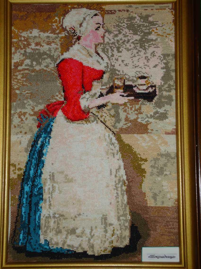 "Tatyana kopulova. ""Chocolate, Frau Elsa"" - photo 1"
