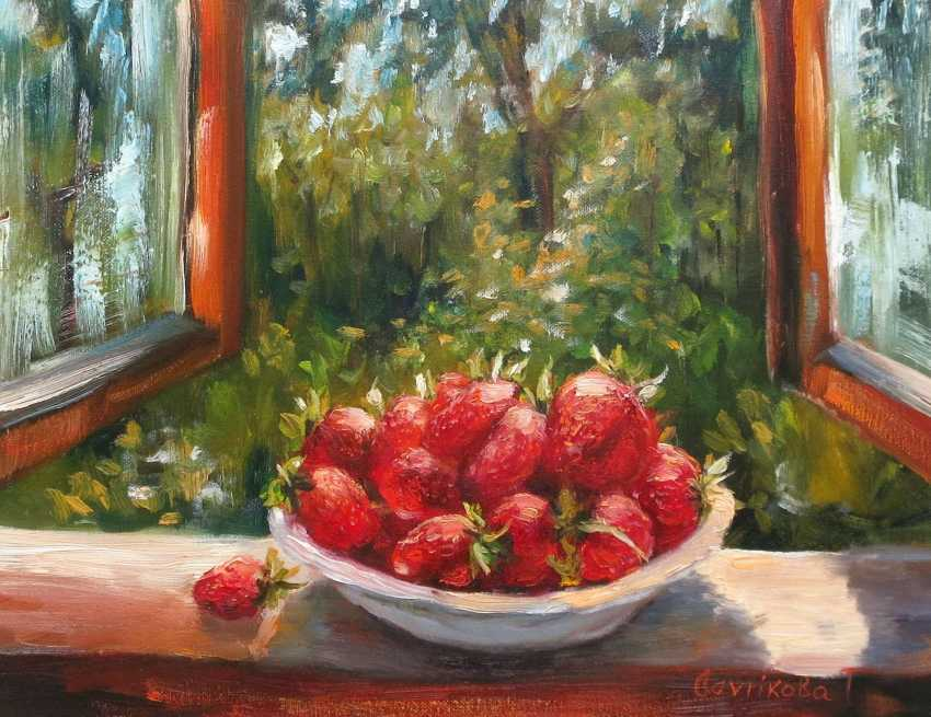 Tatyana Cavrikova. Strawberry - photo 1