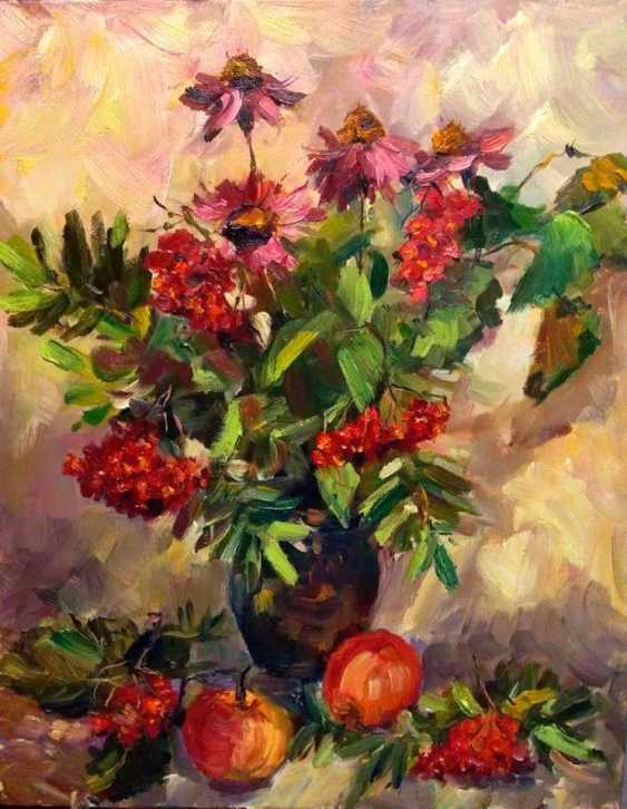 Tatyana Cavrikova. Autumn bouquet - photo 1