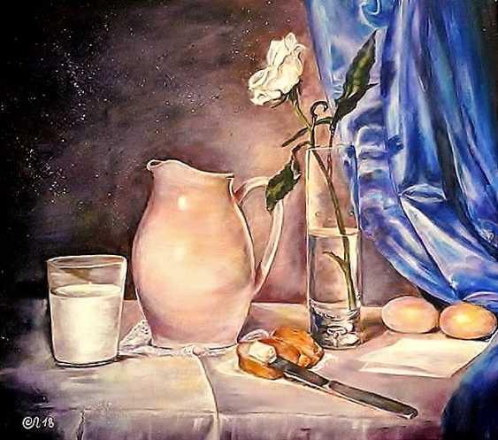 Liliya Onischuk. Milk and rose - photo 1